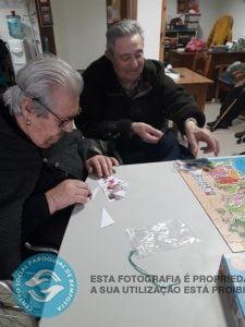 Dia mundial do puzzell